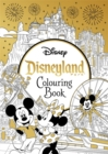Disneyland Parks Colouring Book - Book