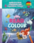 Disney Princess Ariel: Read & Colour - Book