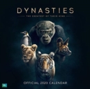 BBC Dynasties 2020 Calendar - Official Square Wall Format Calendar - Book