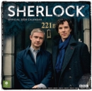 Sherlock 2020 Calendar - Official Square Wall Format Calendar - Book