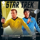 Star Trek TV Series Classic 2020 Calendar - Official Square Wall Format Calendar - Book
