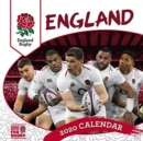 England Rugby Union 2020 Calendar - Official Square Wall Format Calendar - Book