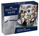 Doctor Who 2020 Desk Block Calendar - Official Desk Block Format Calendar - Book