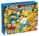 The Simpsons 2020  Desk Block Calendar - Official Desk Block Format Calendar - Book