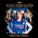 Doctor Who - The 13th Doctor 2021 Calendar - Official Square Wall Format Calendar - Book