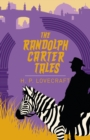 The Randolph Carter Tales - Book