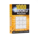 1000 Sudoku Puzzles : The Ultimate Sudoku Challenge - Book