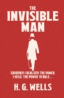 The Invisible Man - Book