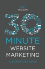 30-Minute Website Marketing : A Step By Step Guide - Book