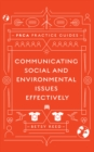 Communicating Social and Environmental Issues Effectively - Book