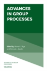 Advances in Group Processes - Book
