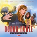 Doctor Who: Donna Noble Kidnapped! - Book