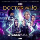 Doctor Who The Fifth Doctor Adventures: Wicked Sisters - Book