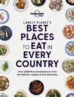 Lonely Planet's Best Places to Eat in Every Country - Book