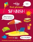 First Phrases - Spanish - Book