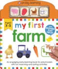 My First Play and Learn Farm - Book