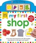 My First Play and Learn Shop - Book