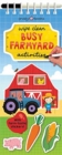 Wipe Clean Busy Farmyard Activities - Book