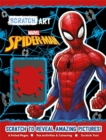 Marvel Spider-Man: Scratch Art - Book