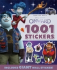 Disney Pixar Onward: 1001 Stickers - Book