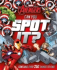 Marvel Avengers: Can You Spot It? - Book