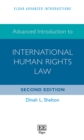 Advanced Introduction to International Human Rights Law - eBook