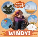 It's Windy! - Book