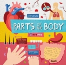 Parts of the Body - Book