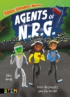 Science Adventure Stories: Agents of N.R.G. : Solve the Puzzles, Save the World! - Book