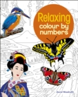 Relaxing Colour by Numbers - Book