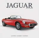Jaguar 2021 Wall Calendar - Book