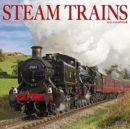 Steam Trains 2021 Wall Calendar - Book