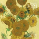 National Gallery - Impressionists Mini Wall calendar 2021 (Art Calendar) - Book