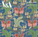 V&A Arts & Crafts Design Mini Wall calendar 2021 (Art Calendar) - Book