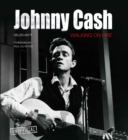 Johnny Cash : Walking on Fire - Book