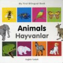 My First Bilingual Book - Animals - English-vietnamese - Book