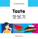 My Bilingual Book - Taste - Korean-english - Book