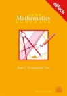 Two-tier GCSE Mathematics Homework Pack : Foundation Tier Pack 1 - Book