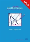 Two-tier GCSE Mathematics Homework Pack : Higher Tier Pack 2 - Book