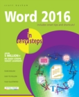 Word 2016 in Easy Steps - Book