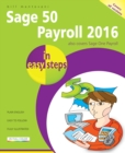 Sage 50 Payroll 2016 in Easy Steps - Book