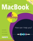 MacBook in easy steps : Covers Macos Sierra - Book