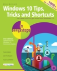 Windows 10 Tips, Tricks & Shortcuts in easy steps : Covers the Windows 10 Anniversary Update - Book