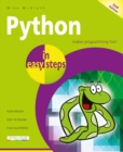 Python in easy steps : Covers Python 3.7 - Book