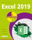 Excel 2019 in easy steps - Book