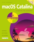 macOS Catalina in easy steps : Covers version 10.15 - Book