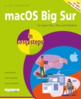 macOS Big Sur in easy steps : Covers version 11 - Book