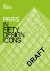 Paris in Fifty Design Icons - Book