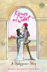 A Shakespeare Story: Romeo And Juliet - Book