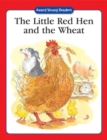 The Little Red Hen and the Wheat - Book